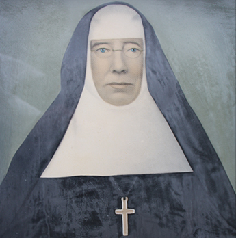 Gründerin Mutter Alphonsa Kuborn