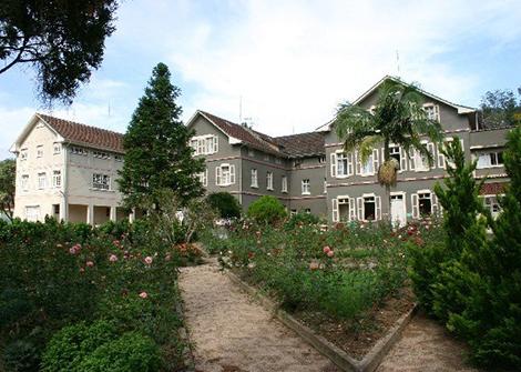 Angelina - erster Sitz der Provinz und Ausbildungsstätte