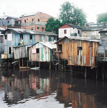 Dasein für Menschen in den Armutsgebieten Brasiliens