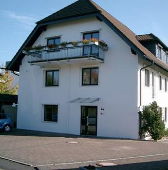 Unser Verwaltungsgebäude in Bad Honnef-Aegidienberg