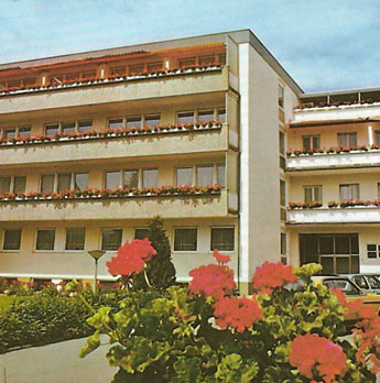St. Vinzenz-Haus im Jahre 1965