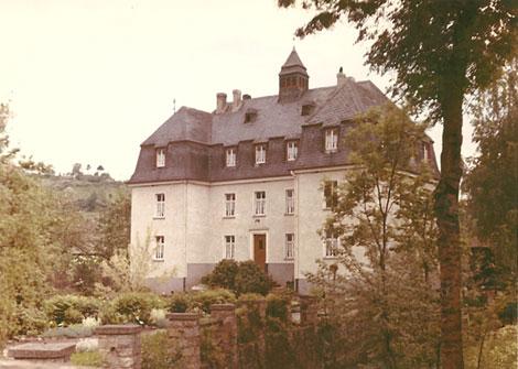 Das Stiftungsgebäude